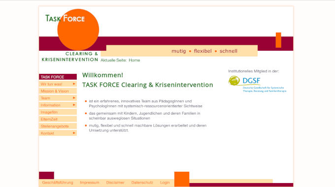 Task Force GmbH - Clearing & Krisenintervention